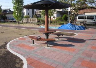 田尻沢街区公園(遊歩道)